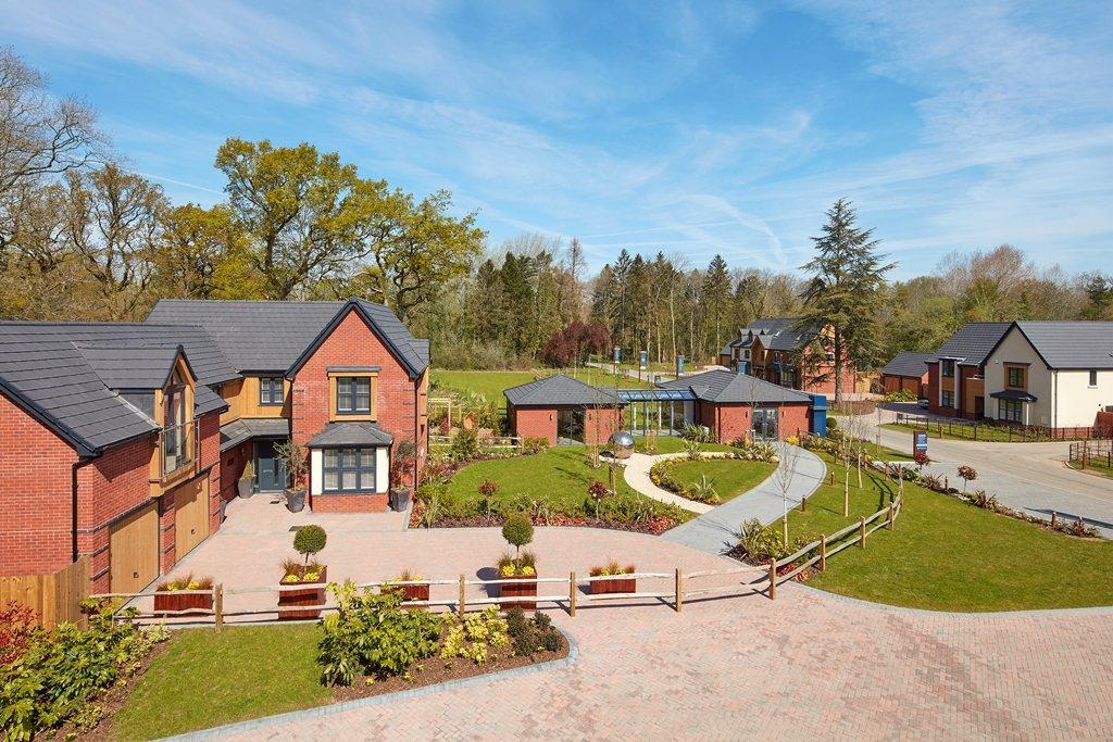 New Build Homes in Barrow Gurney