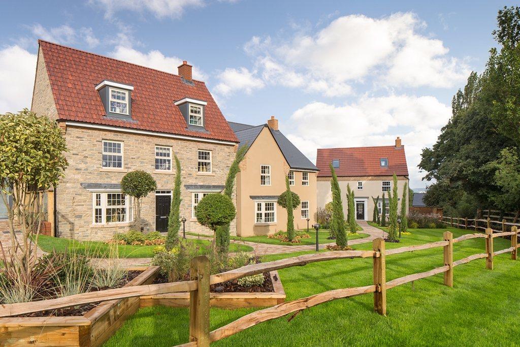 New Build Homes in Thornbury