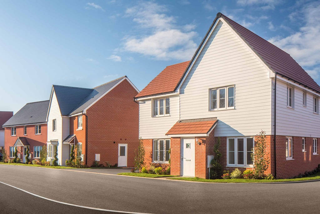 New Build Homes in Old Harlow