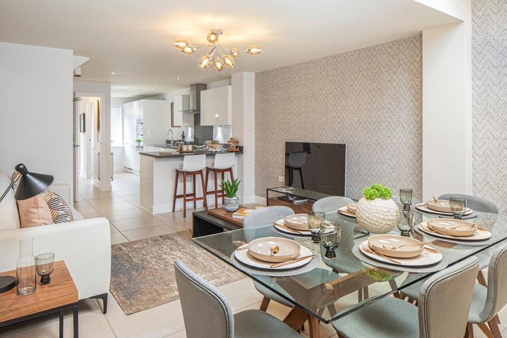 New Build Homes in Trumpington